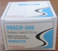 Oracip_tablets